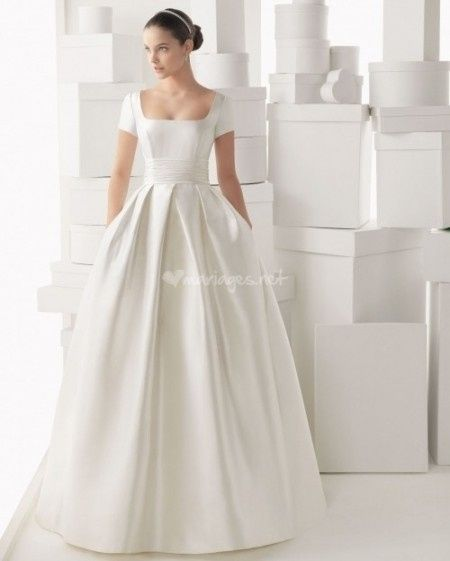 Robe de mariée du 3 janvier
