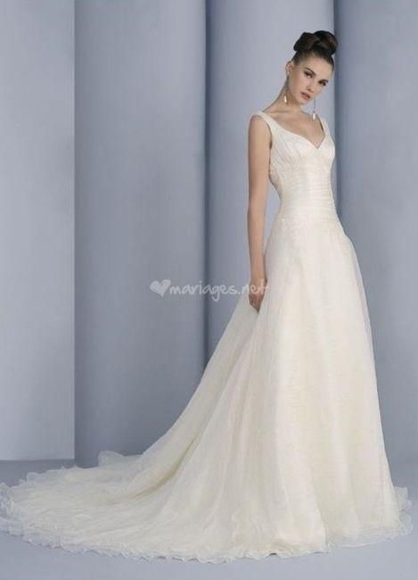 les robes de mari e du 15 avril sont page 2 mode