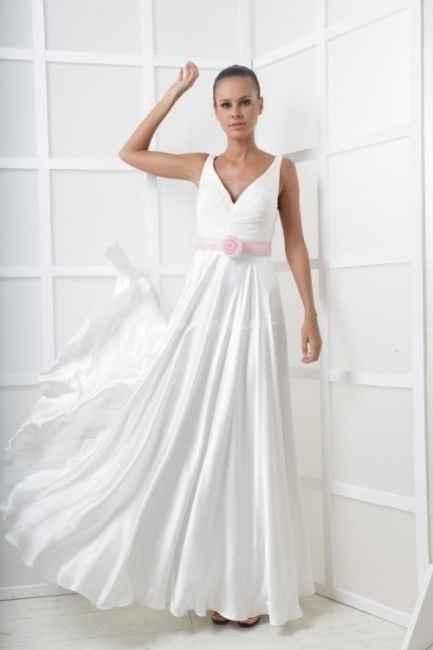 Robe de mariée du 24 mars