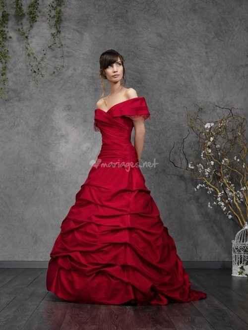 Robes de mariée du 1er avril