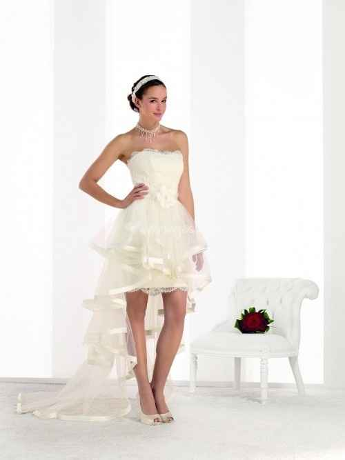 Robe de mariée du 8 avril