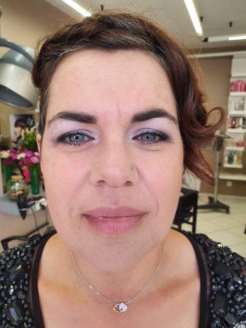 Essaie coiffure maquillage - 5