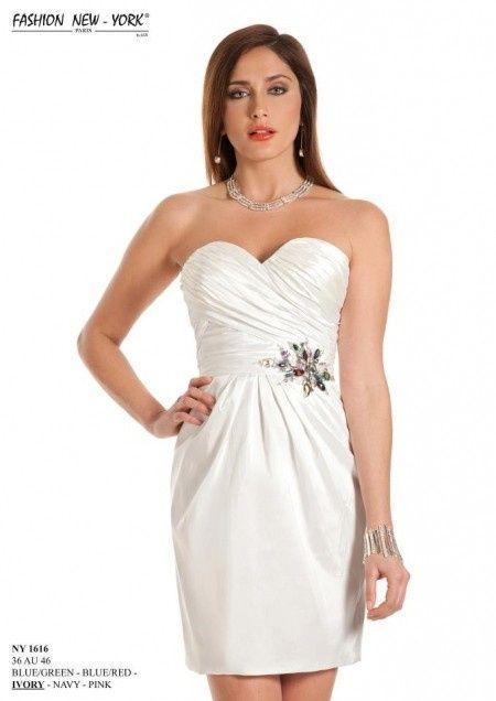 Pour choisir une robe robe blanche pour mariage civil for Robe blanche pour mariage civil