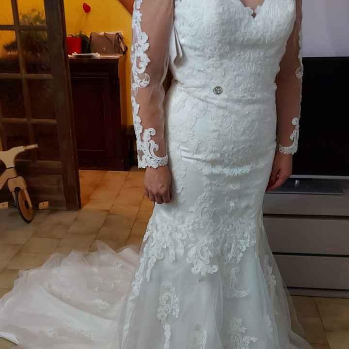 Rdv boutique de robe de mariée - 1
