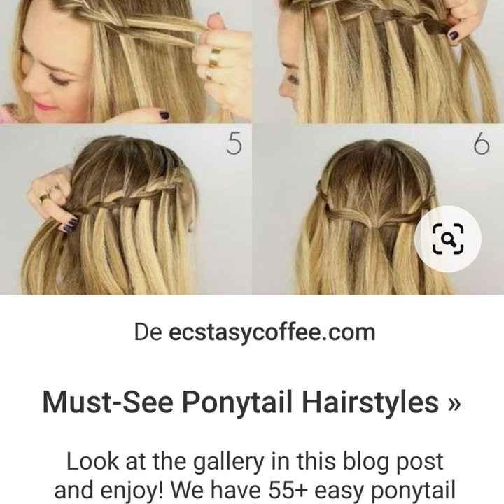 Help : aucune idée de coiffure.... - 1