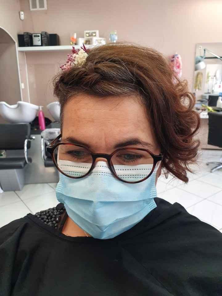 Essaie coiffure maquillage - 3