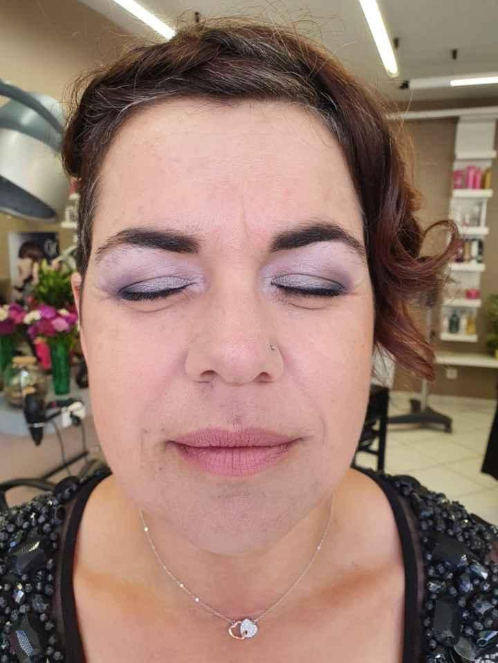 Essaie coiffure maquillage - 4