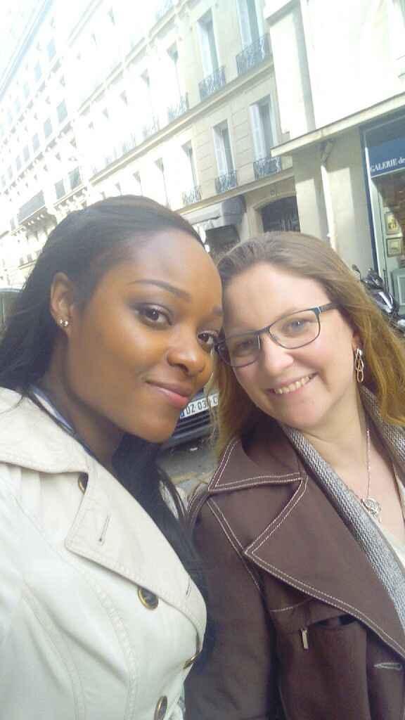 Avec ma copine Morgan - 1