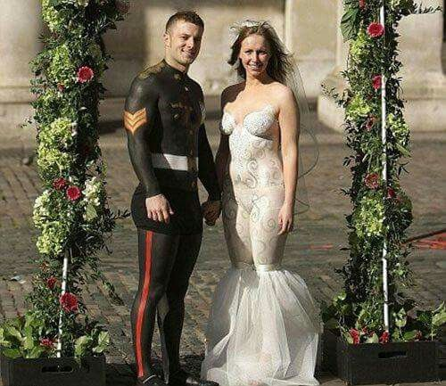 Les pires robes - Mode nuptiale - Forum Mariages.