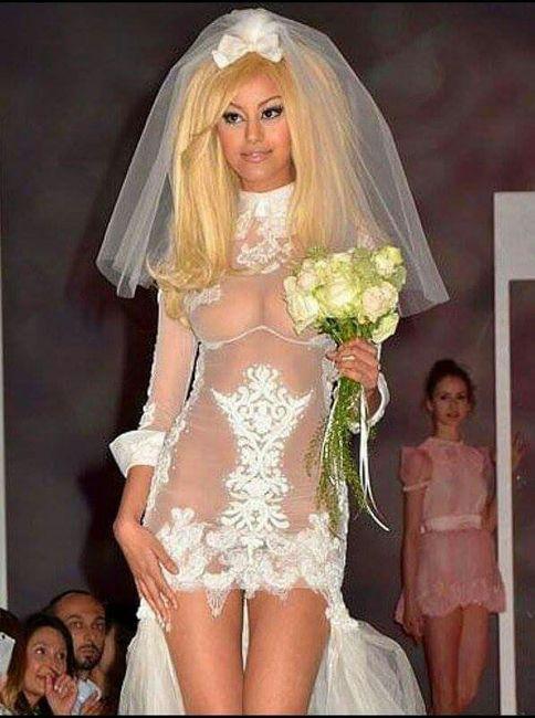 Les pires robes - 6