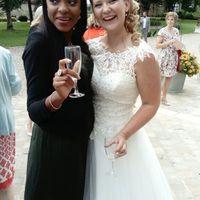 Le mariage de ma cooooouuuupine Morgane - 1