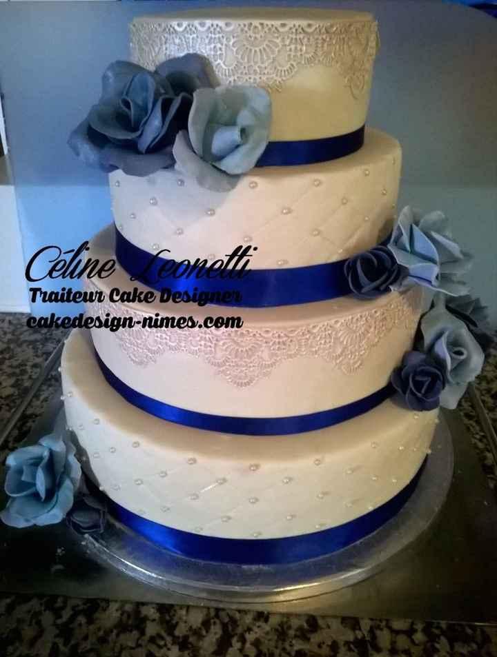 Idée décoration bleu et or - 6