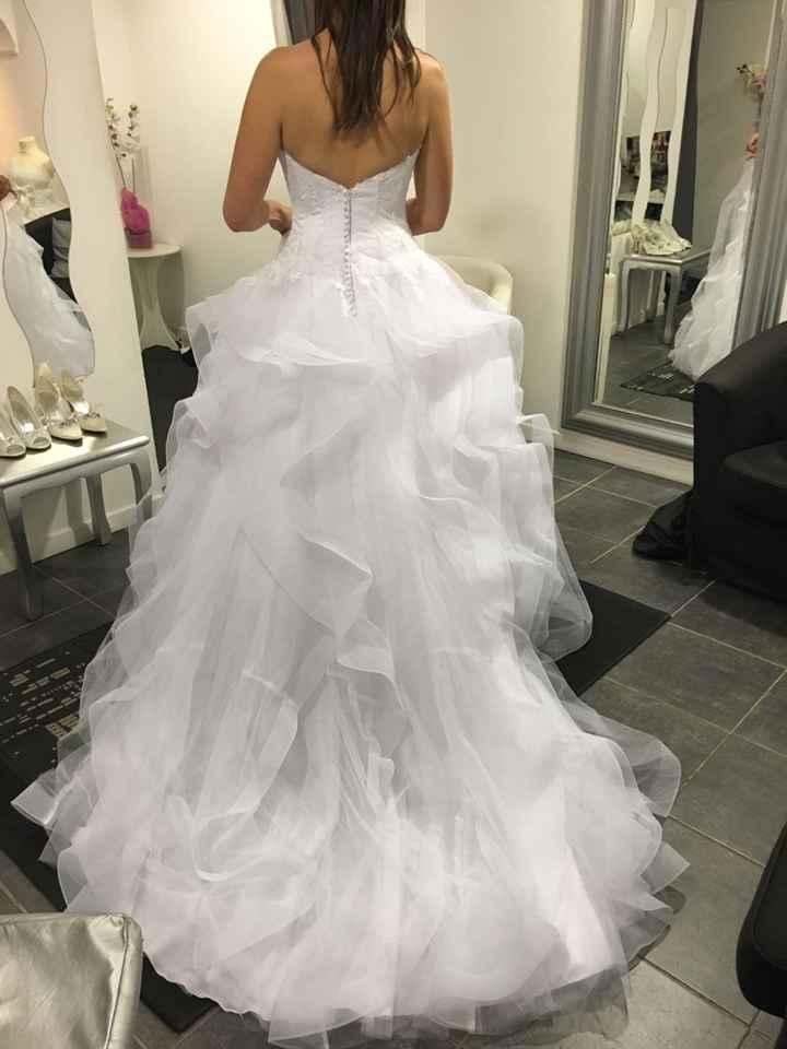 Comment sera votre robe de mariée ? - 2