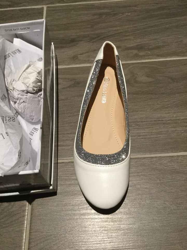 Changement d'avis côté chaussure 😂 - 2