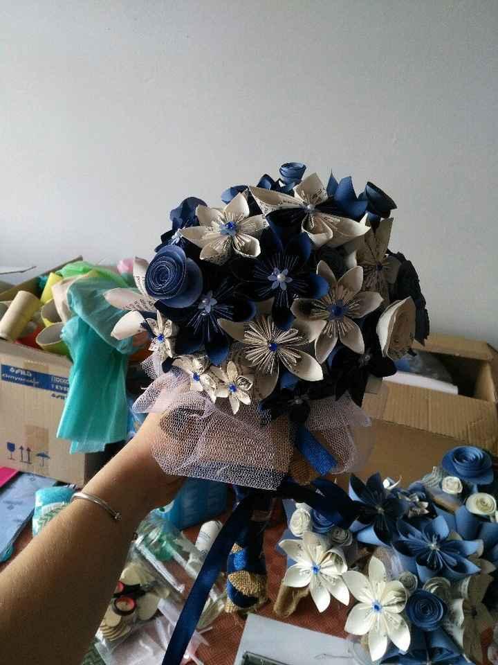 Bouquet mariee - 1
