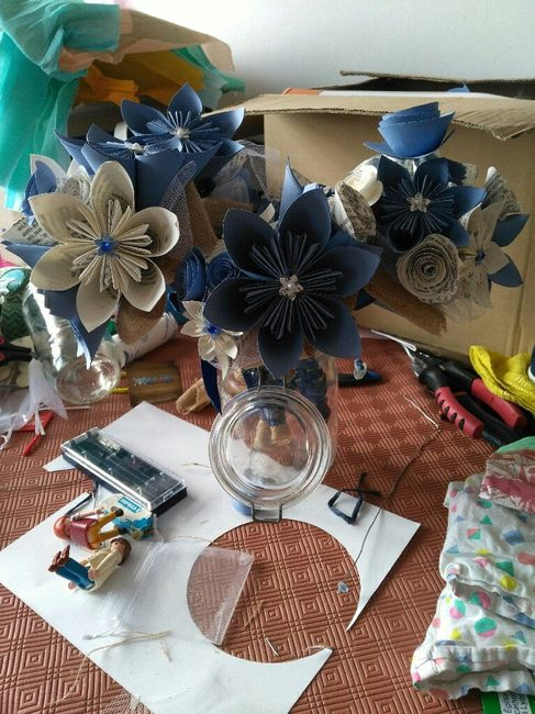 Bouquet temoin - 1