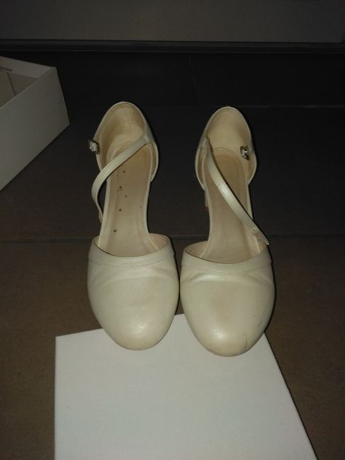 Les chaussures - 1