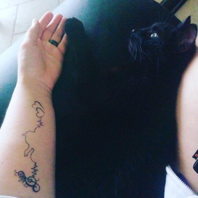 As-tu un tatouage en rapport avec ta moitié ? 2