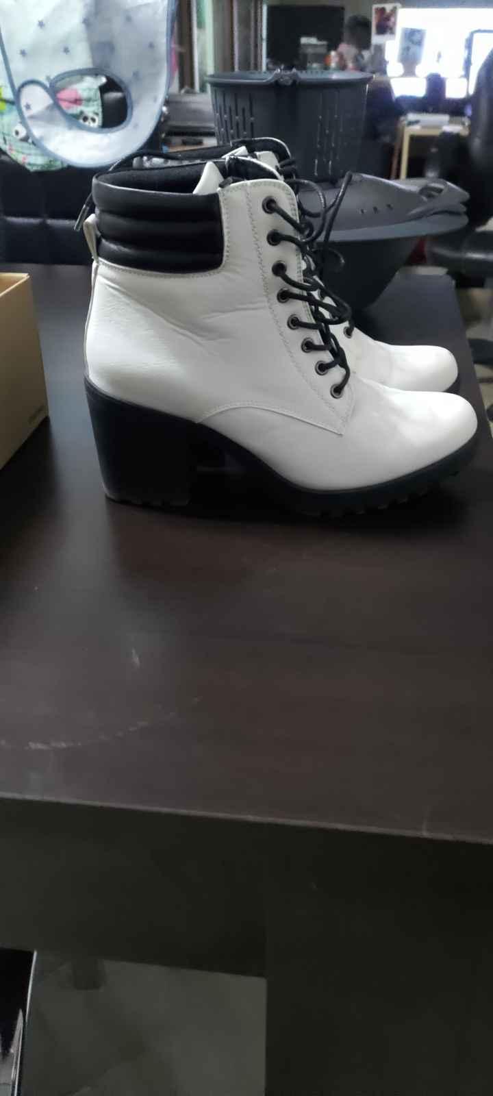 Help customisation des chaussures? - 1