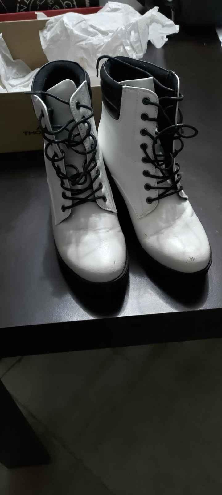 Help customisation des chaussures? - 2