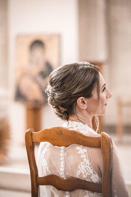 Avis chignon mariage - 3