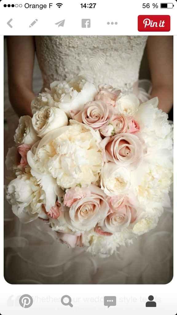 Quel bouquet choisir? - 2