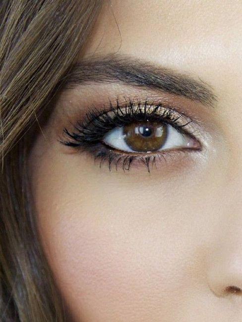 Make Up - Blonde, yeux bruns, pâle 5