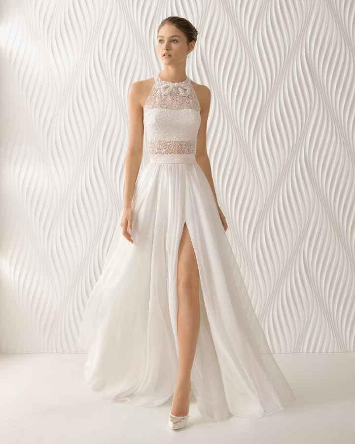 L'évolution de la robe de mariée depuis 1oo ans ! - 1