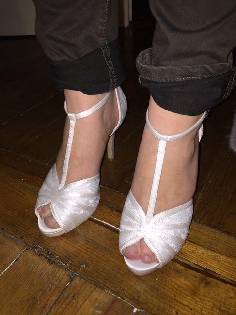 Où avez-vous trouvé vos chaussures ? - 3