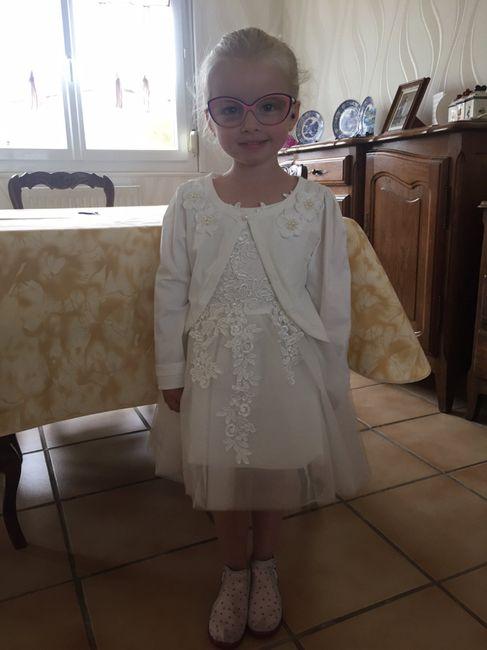 Robe de ma fille - 1