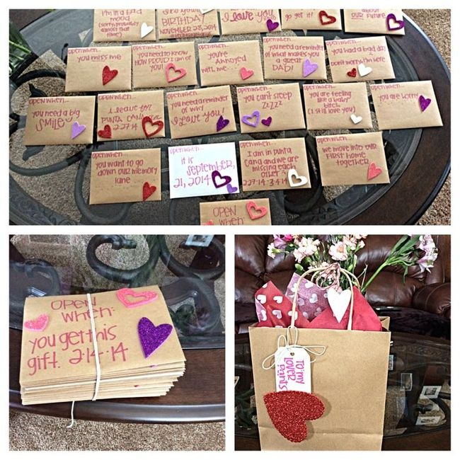 Saint valentin j5 des petits cadeaux diy mariages for Small valentines gifts for him