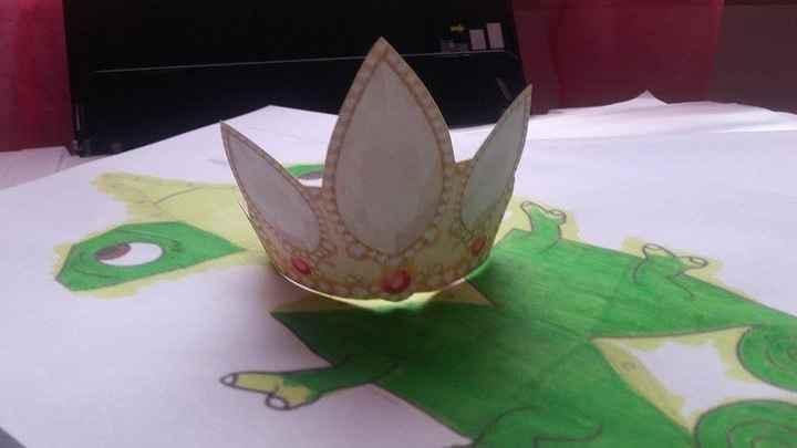 la couronne de raiponce