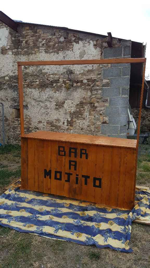 Notre bar à mojito - 1