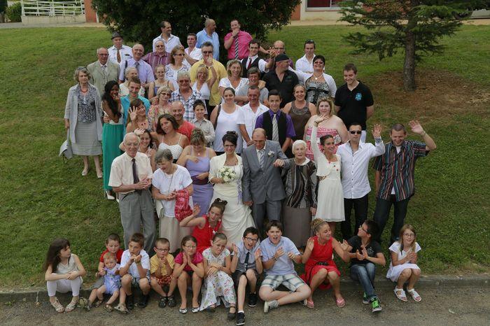 photo de famille ...