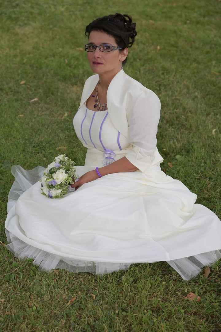 La mariée seule