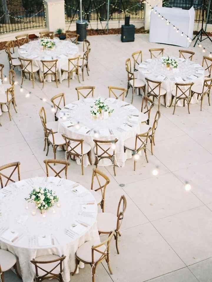 Inspiration décoration tables de réception - 3