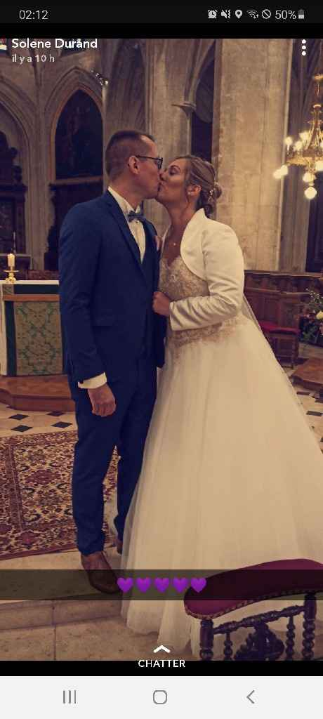 Mariés le 3 octobre - 1