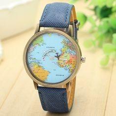A : Une montre GPS pour ne jamais se perdre