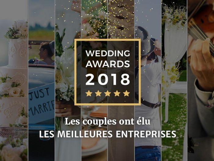 Wedding Awards 2018 - Hautes-Pyrénées 1