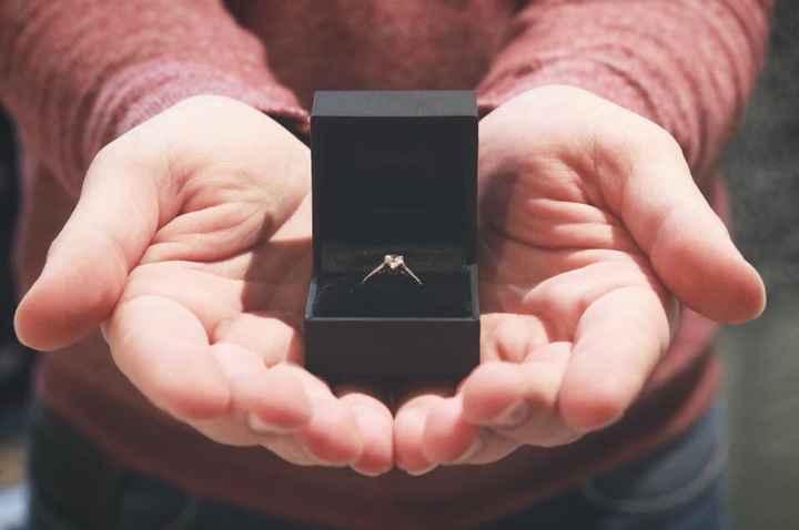 Ma demande en mariage 👰 - 1
