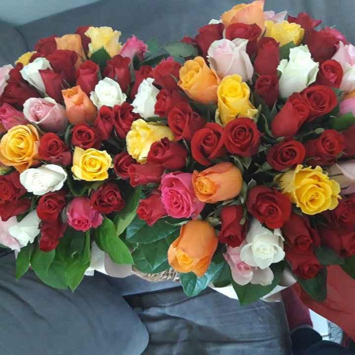 💘 La couleur des roses est-elle importante pour toi ? - 1