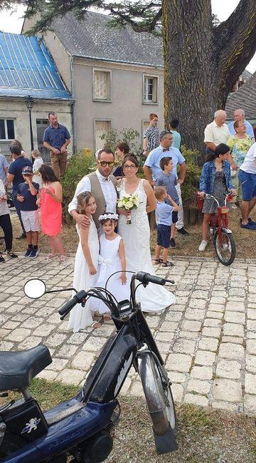 Mariés du 1er août 1