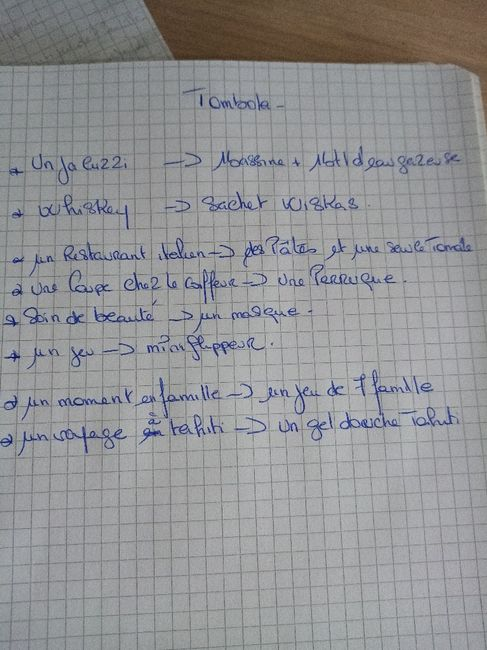 Tombola - 1