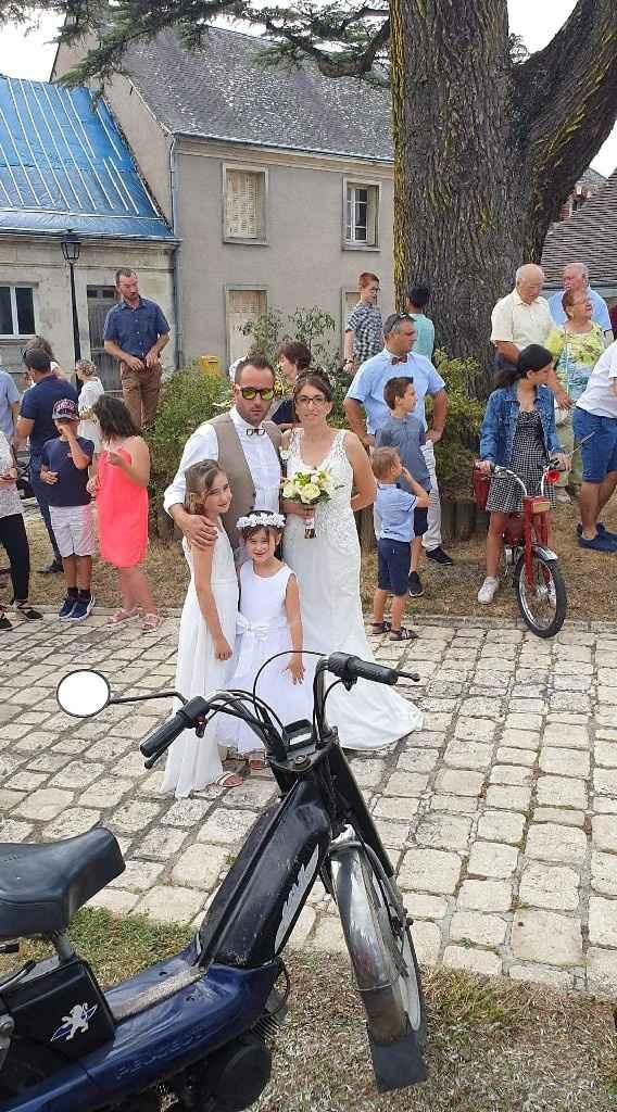 Mariés du 1er août - 1