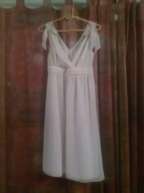 62c9368f1b3 Robe demoiselle d honneur pour ado - Mode nuptiale - Forum Mariages.net