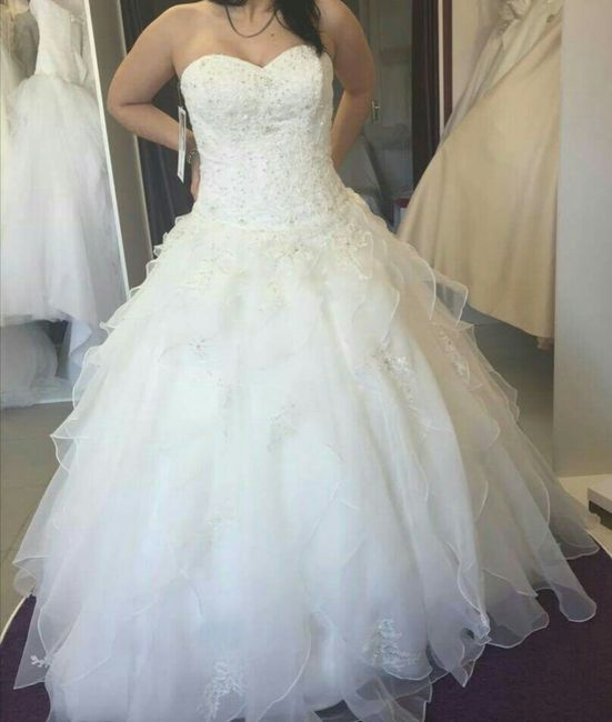 Robe de mariée prix - 1