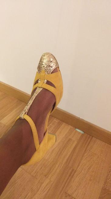 Où trouver mes Chaussures pour le grand jour 2