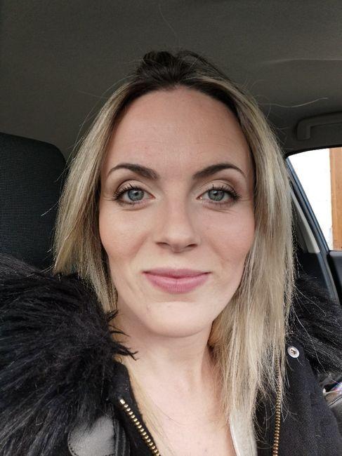 Essai maquillage et ma précieuse 3
