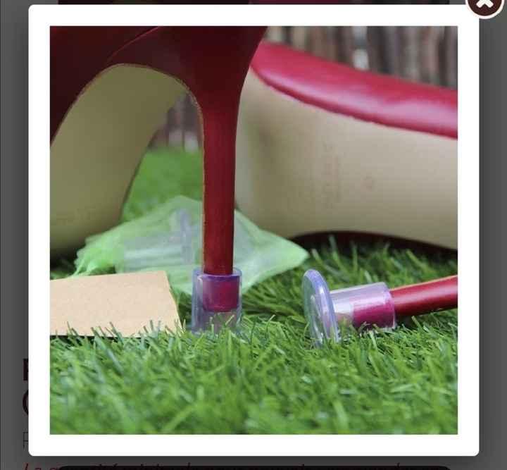 Les repetto s'enfoncent-elles dans l'herbe ? - 1