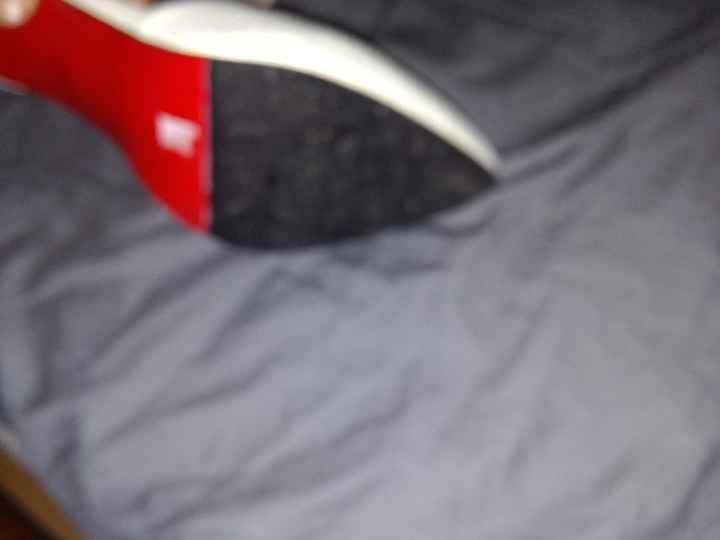 Mes chaussures laissent beaucoup de traces sur les carreaux - 2